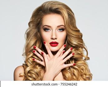 long nail models