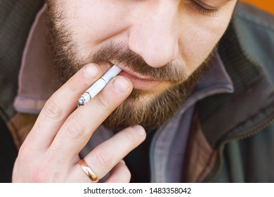 Smoking Cigarette Images, Stock Photos & Vectors | Shutterstock
