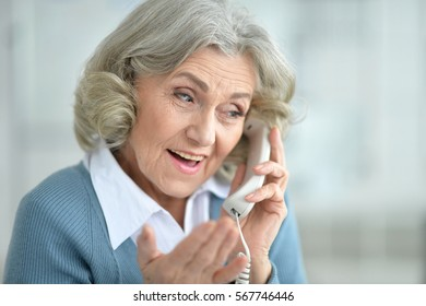 portrait of business lady