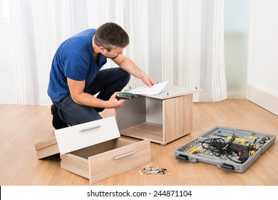Furniture Assembly Images Stock Photos Vectors Shutterstock