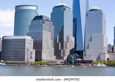 A portrait of the city New York places and famous places