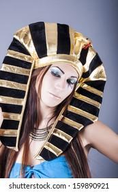 portrait of cleopatra