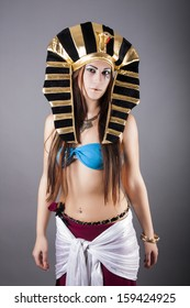 portrait of cleopatra queen of egypt