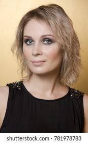 Portrait of a confident attractive business woman