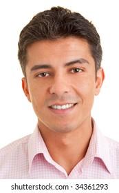 Portrait of a confident Tunisian man