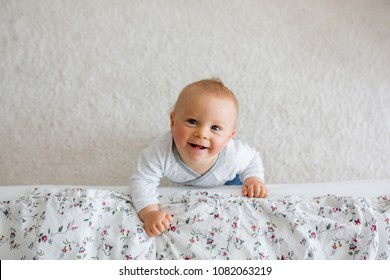 Cute Baby Boy Images Stock Photos Vectors Shutterstock
