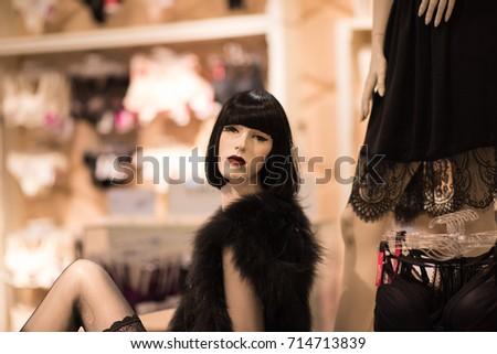 free shipping e6e66 31417 Portrait Doll Dessous Stock Photo (Edit Now) 714713839 ...