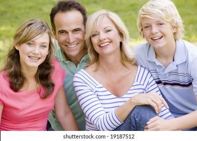 Portrait Of Family