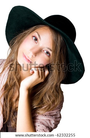 Will not young brunette teen