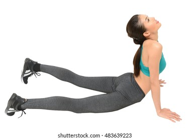 Portrait of gorgeous young woman practicing ,yoga  fitness healthy body, so beautiful. Sexy.