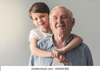 5 712 grandpa and grandpa and grandson images royalty free stock