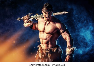 Conan the Barbarian Images, Stock Photos & Vectors