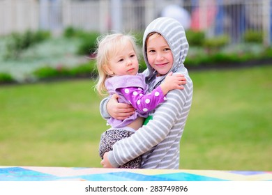 Big Sister Little Brother Images, Stock Photos & Vectors