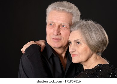 Portrait of a happy middle-aged couple spending time together