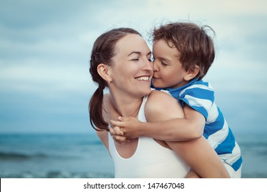 mother son hug images stock photos vectors shutterstock