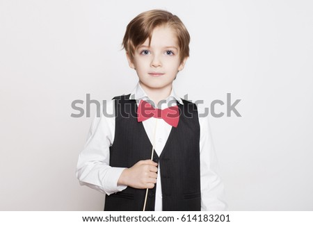 37c6ca683e86 Portrait of laughing beautiful blond child. Close up of cheerful funny small  boy isolated on