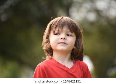 Little Boy Long Hair Images Stock Photos Vectors Shutterstock