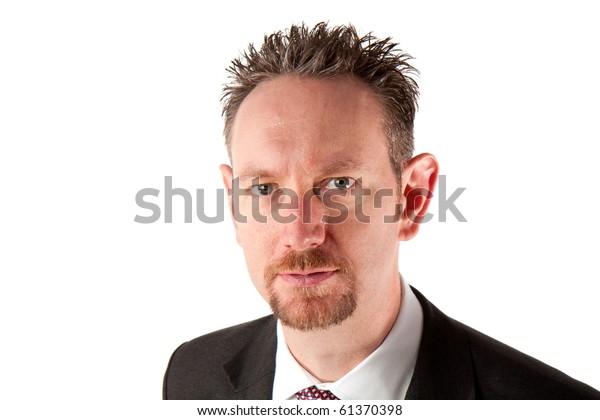 Portrait Mid Thirties Business Man Man Stock Photo Edit Now 61370398