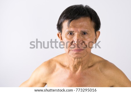 Chinese old men nude opinion, actual