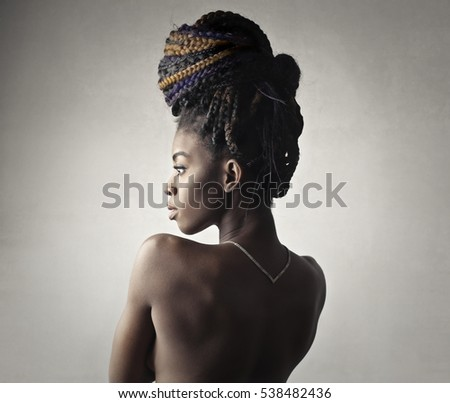 Pics of naked black girls images 56