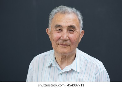 Old asian guy
