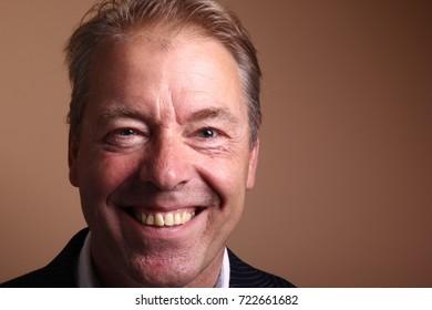 Portrait of a older man