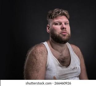 Ugly Man Beard