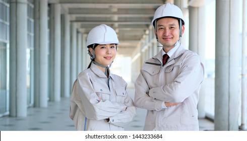 Portrait of a Person Architecture Business