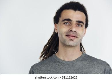 Portrait Photo Person Project Concept