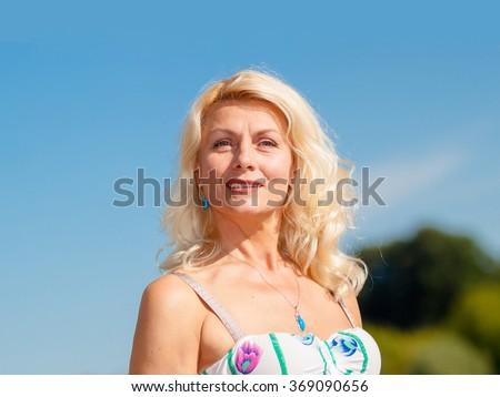 Variant possible mature blonde sandy