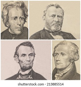Portrait Presidents Of The United States