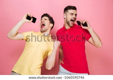 Gay phone fun