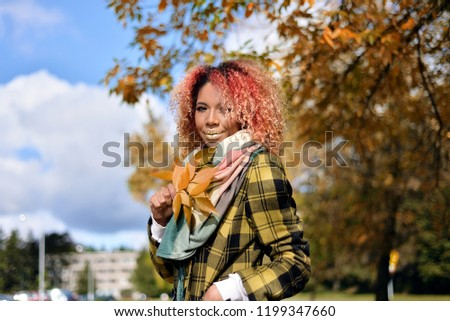 Portrait Pretty Young Girl Red Hair Stock Photo Edit Now