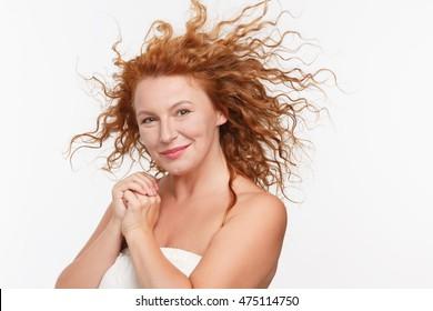 mature skin images, stock photos & vectors | shutterstock