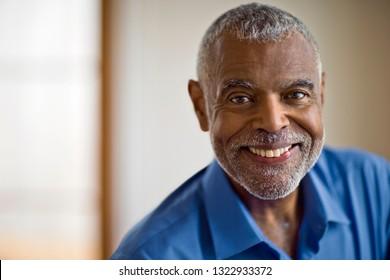 Porträt des Lächelnden