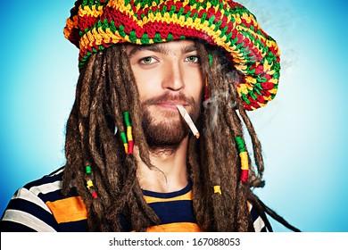 Image result for rasta white guy
