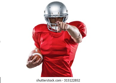 Red Football Jersey High Res Stock Images   Shutterstock