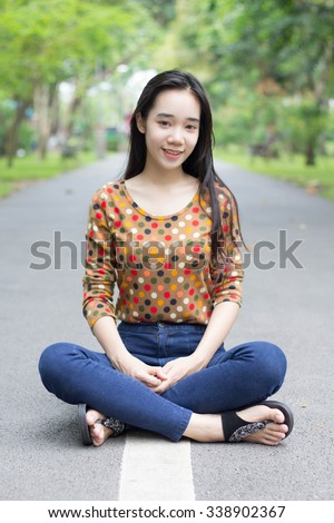 Are Teen thai teen