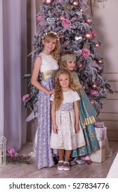 Beautiful very young little girl models not