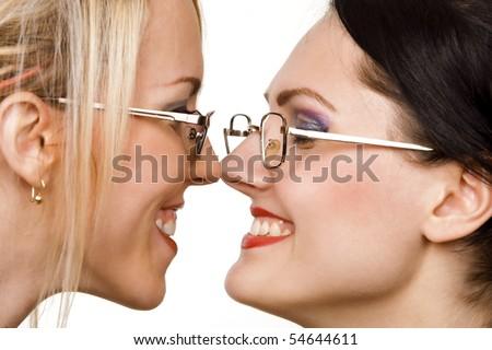 Sexy Lesben Sex haben