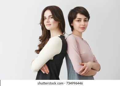 Matchless topic Amateur lesbians posing