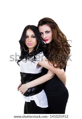 gratis porno lesbiske MILFs
