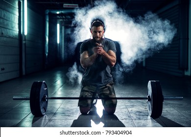 Strength training images stock photos & vectors shutterstock