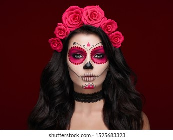 Zombie Makeup Images, Stock Photos \u0026 Vectors