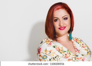 Libertine young girl redhead