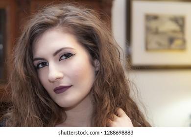 Portrait of a young beauty - Rachele