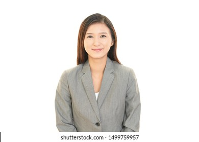 Portrait of a young business woman.