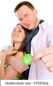 Horny Lovers Use No Condom