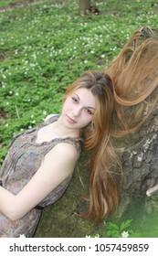 Pics meadows various blonde teen