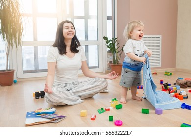 naughty baby images stock photos  vectors  shutterstock